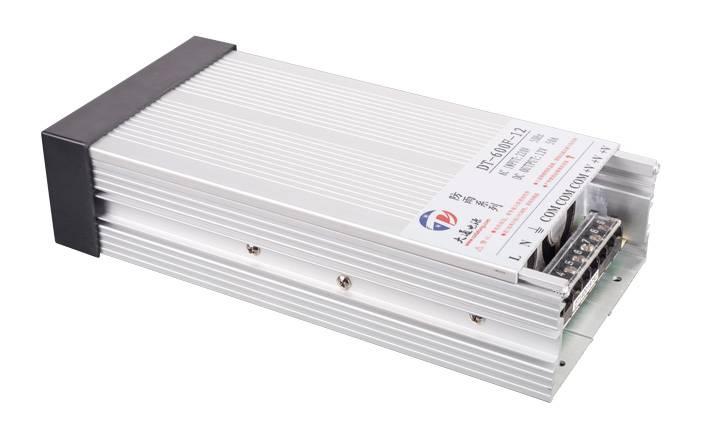 Outdoor Rainproof Power Supply 600W 12V24V/36V/48V(DT-600F)