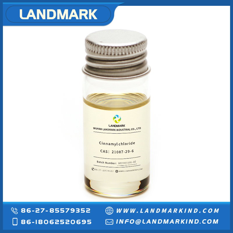 Factory supply Cinnamyl chloride with Fast delivery CAS 2687-12-9