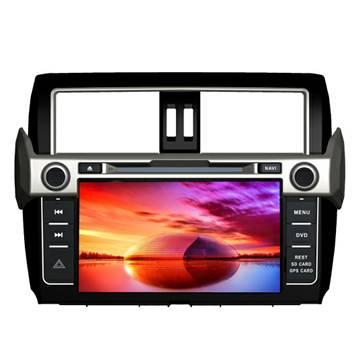 TOYOTA PRADO 2014 Car DVD GPS System digital screen car media system