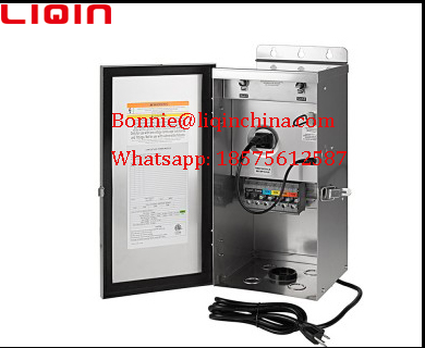 600 watt 120v 12v multi tap landscape transformer