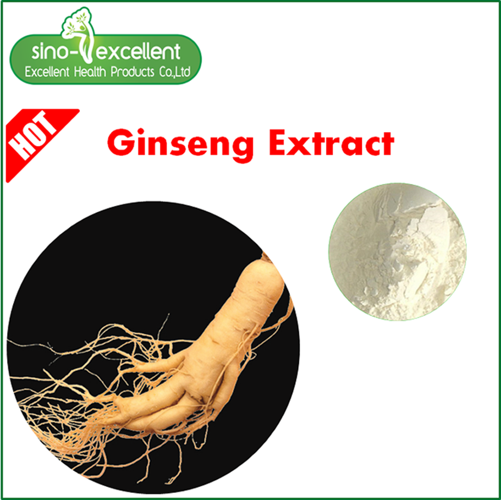 Pure Panax Ginseng Root Extract Powder