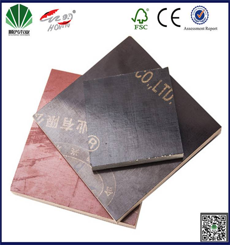 new products 12mm marine shuttering plywood