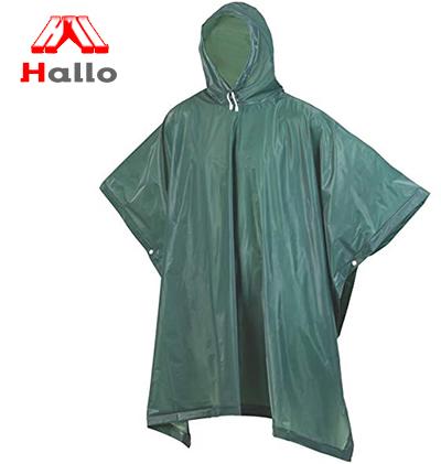 Custom Multifunction Reusable EVA Waterproof Mat Rain Cape Jacket Poncho Raincoat