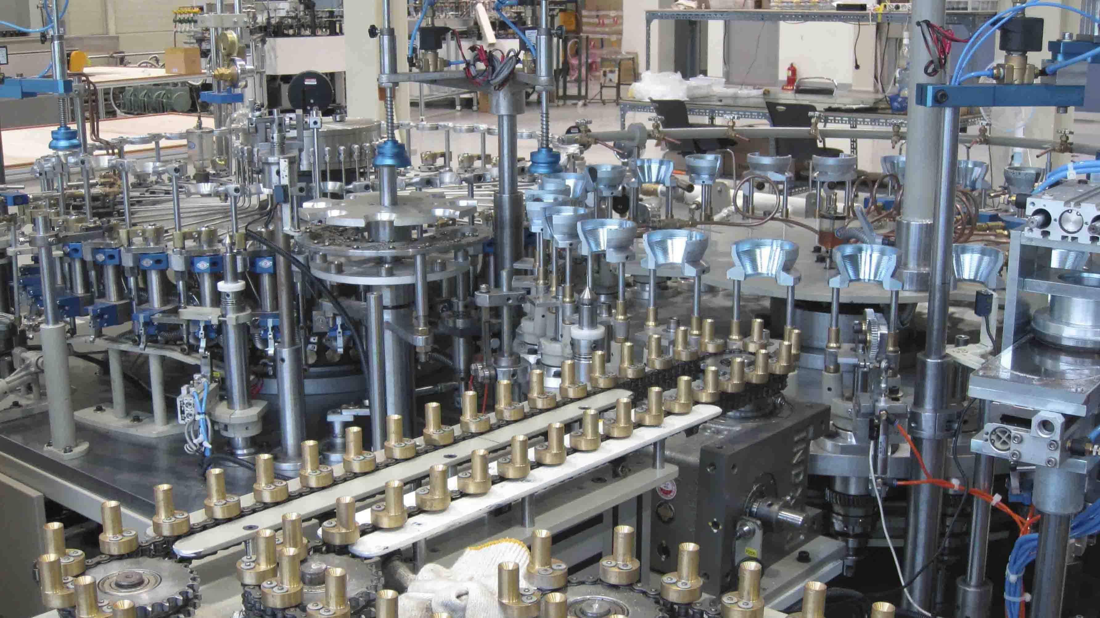 LED Filament Bulb Automatic Production Line