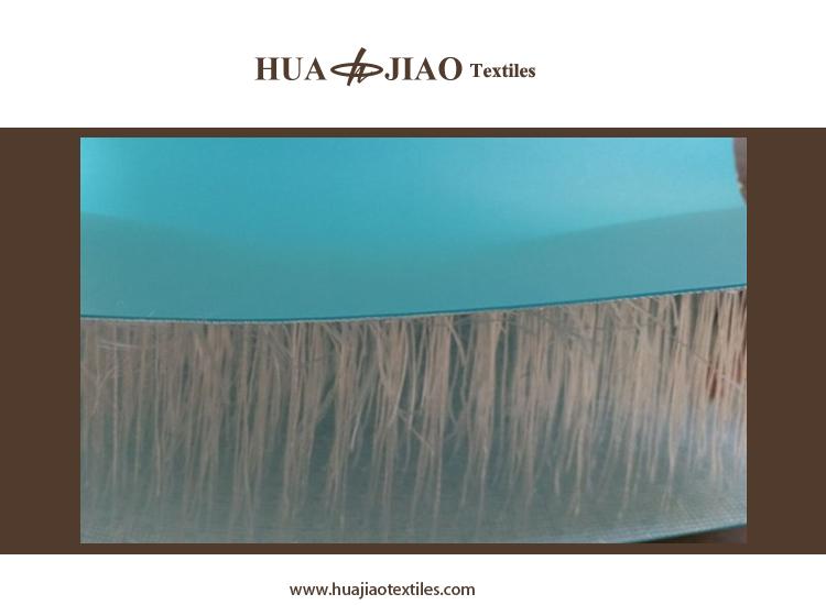 Double wall fabric/PVC boat fabric