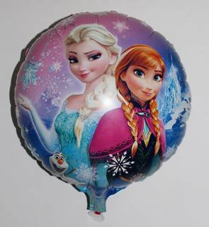 hot sale foil Frozen balloon