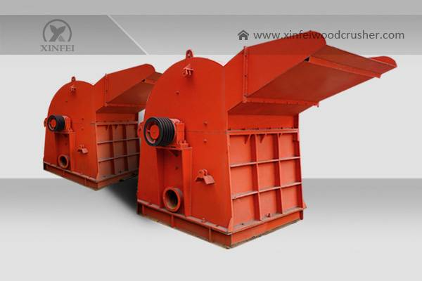 Promotion on Xinfei Wood Crusher