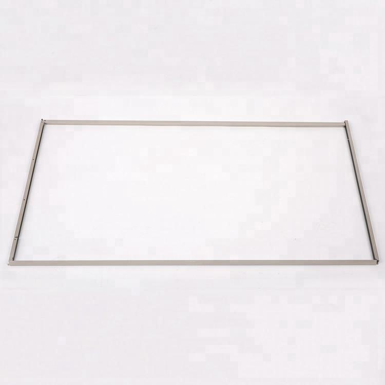 OEM high quality aluminum tv frame,led panel frame,touch screen frame