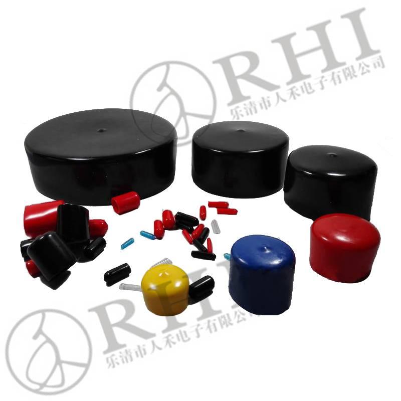 Round Vinyl Caps, Vinyl End Caps, PVC End Caps