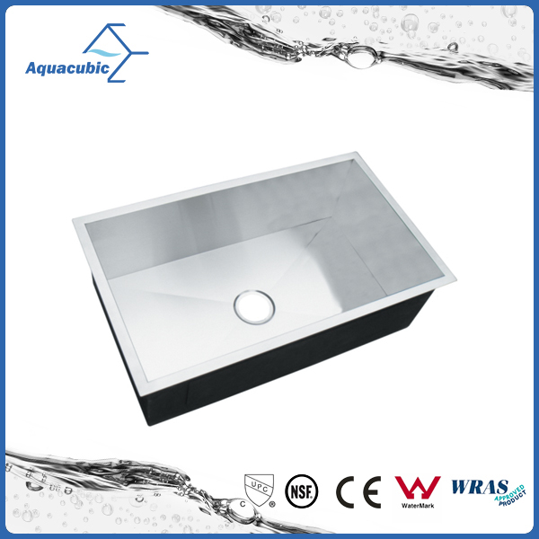 Stainless steel garden outdoor kitchen sink(ACS3218A1)