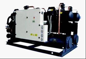 Sewage source heat pump