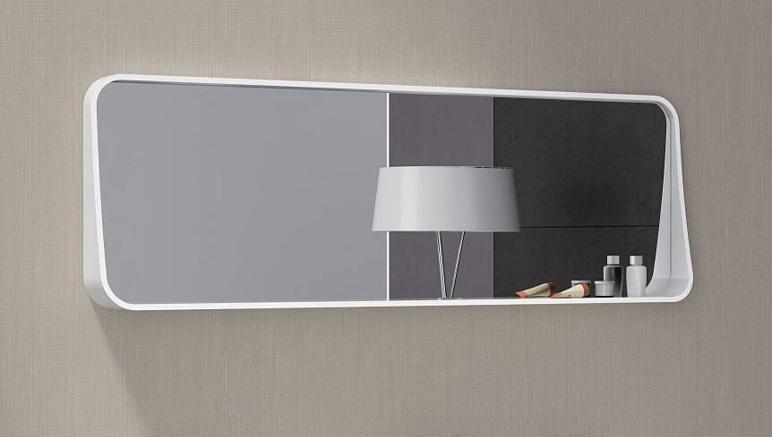 Acyrlic Corian Stone Frame Mirror(PB2310)