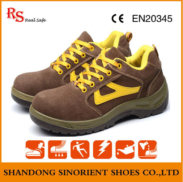 men sport safety shoes work shoes RH118