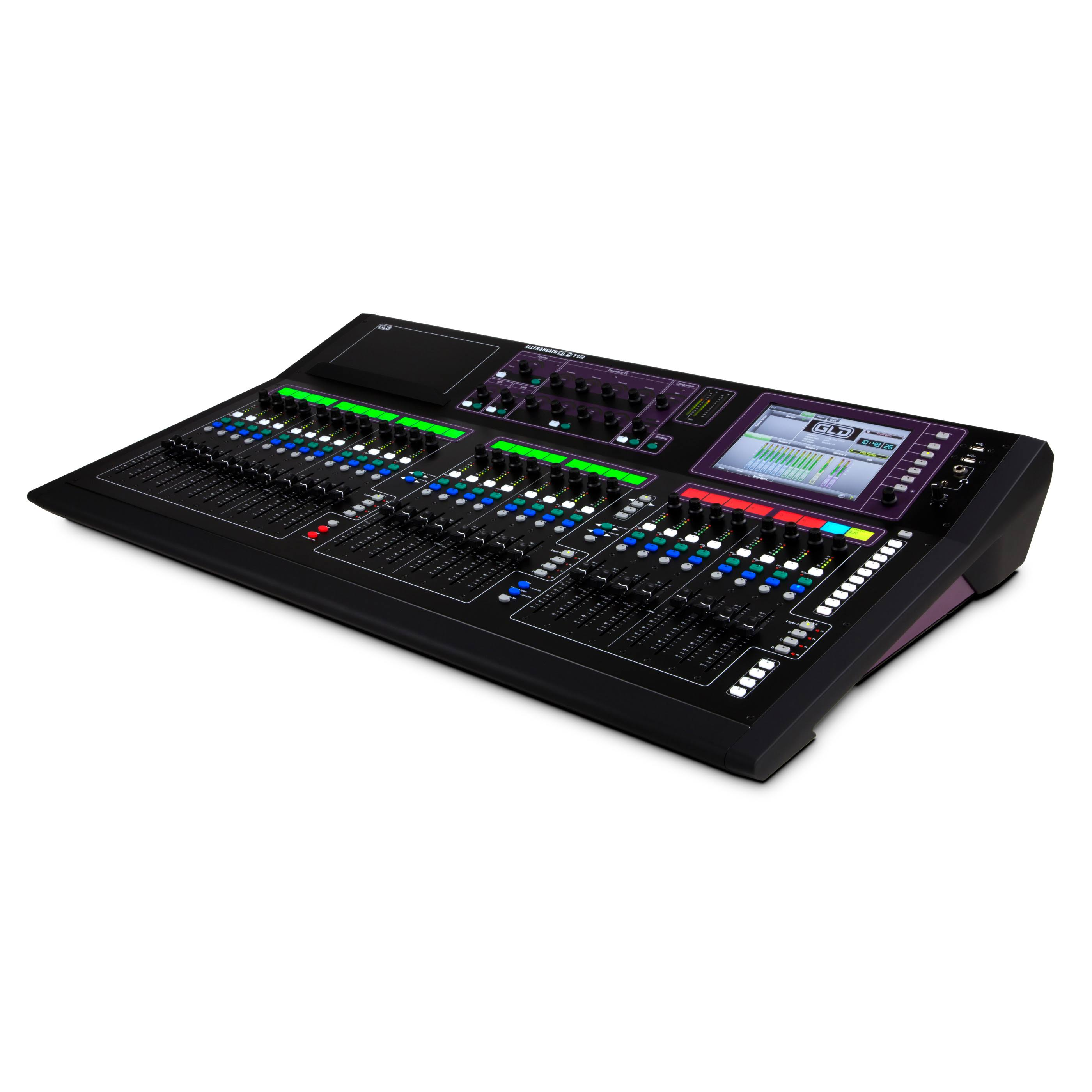 GLD-112 28 Fader Digital Mixer