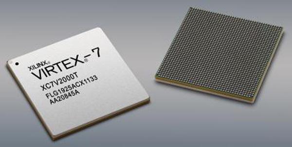 Integrated Circuit FPGA Virtex 7 2000T FPGA XC7V2000T-1FLG1925