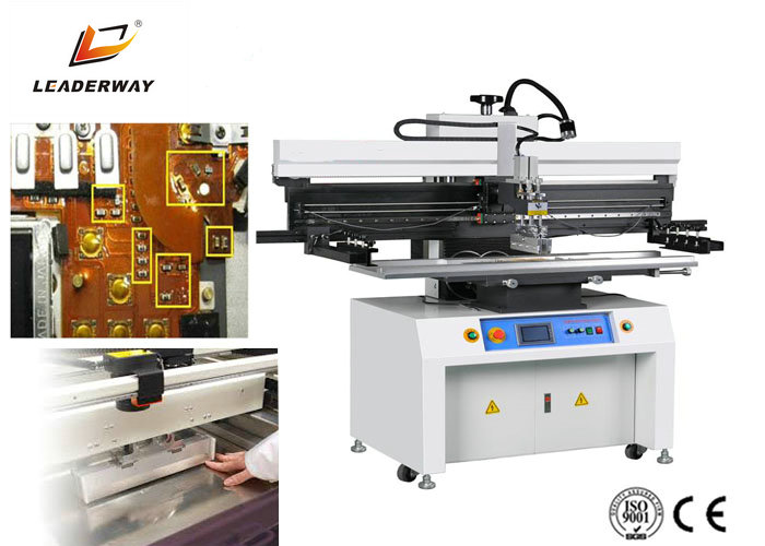 Best Screen PCB Solder Paste Printing Machine For 2018