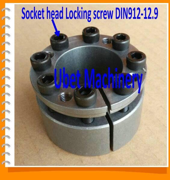 Keyless Shaft Hub Locks