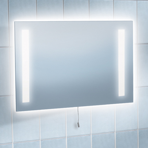 Bathroom LED Magnifying Mirror with Lights