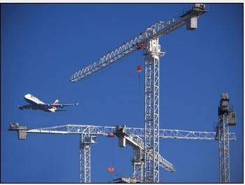 Topless Tower Crane Qtz63 (MLP5013) max load 5t