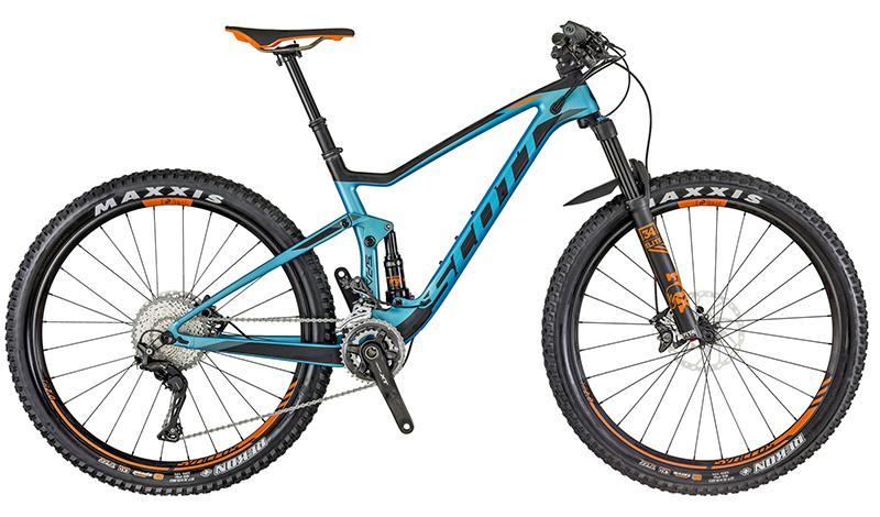 2018 Scott Spark 710 Mountain Bike