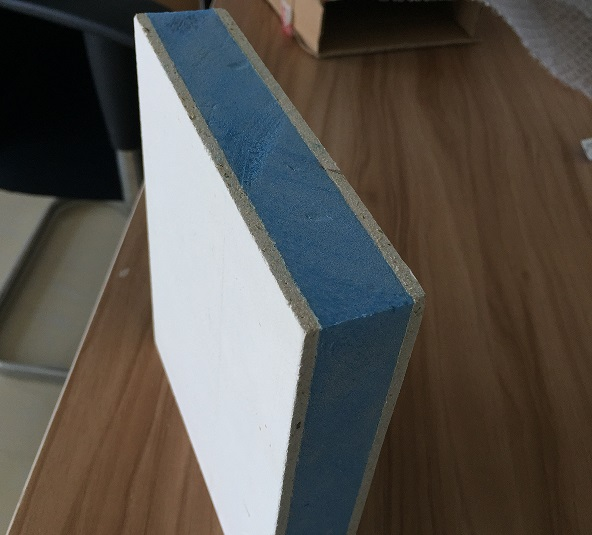 EPS/XPS sandwich panel