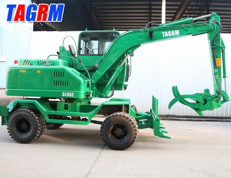 SL1000 sugarcane loader, sugarcane loading machine