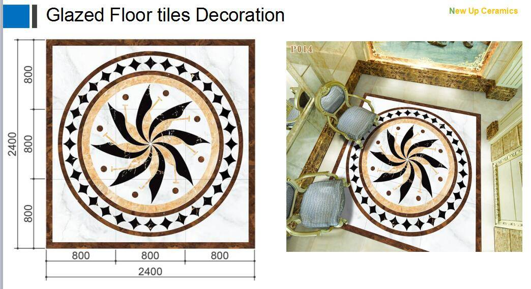 Luxury Marble floor decoration Tiles