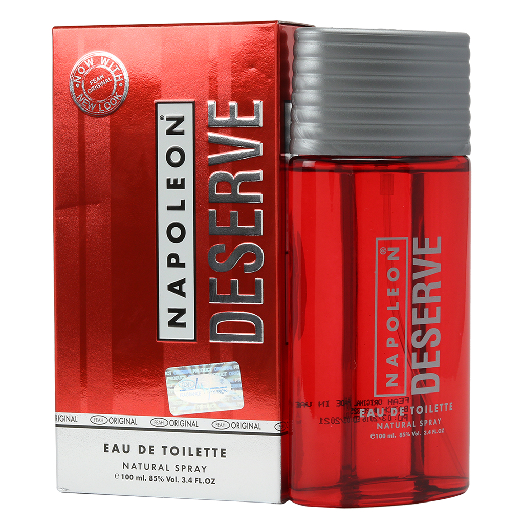 Napoleon Deserve EDT 100ml