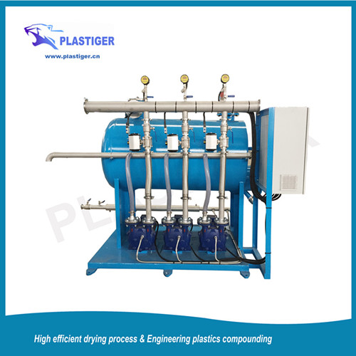 Central Vacuum System for EPS Production Project