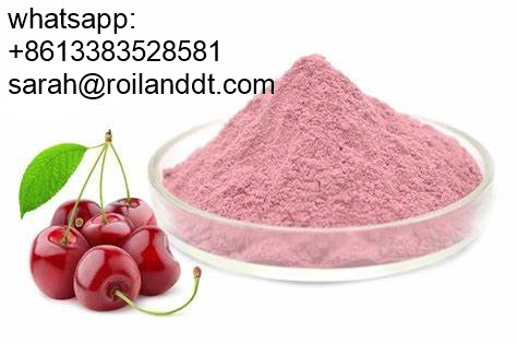 Natural Whitening Factor Vitamin C Acerola Fruit Extract Cherry Extract Hot Sale