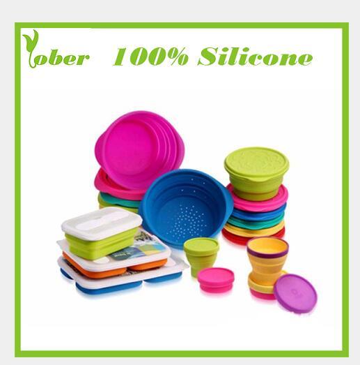 Yober Silicone Kitchen Tools