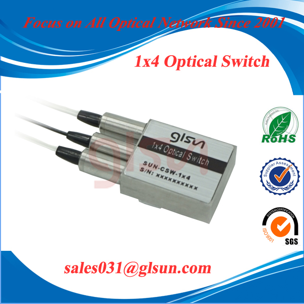 1x4 Magneto-Optical Switch