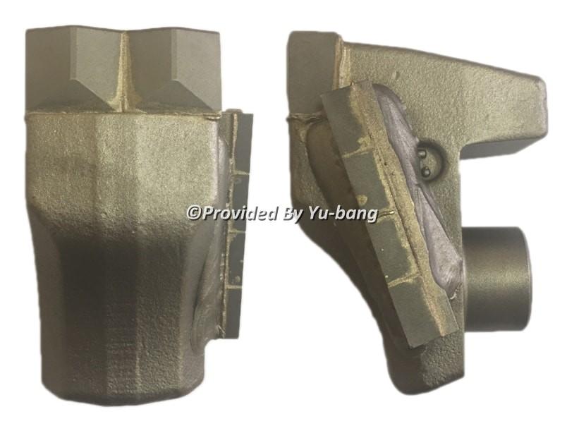 Mulcher Knife FAE 112700002-K Type C/SS