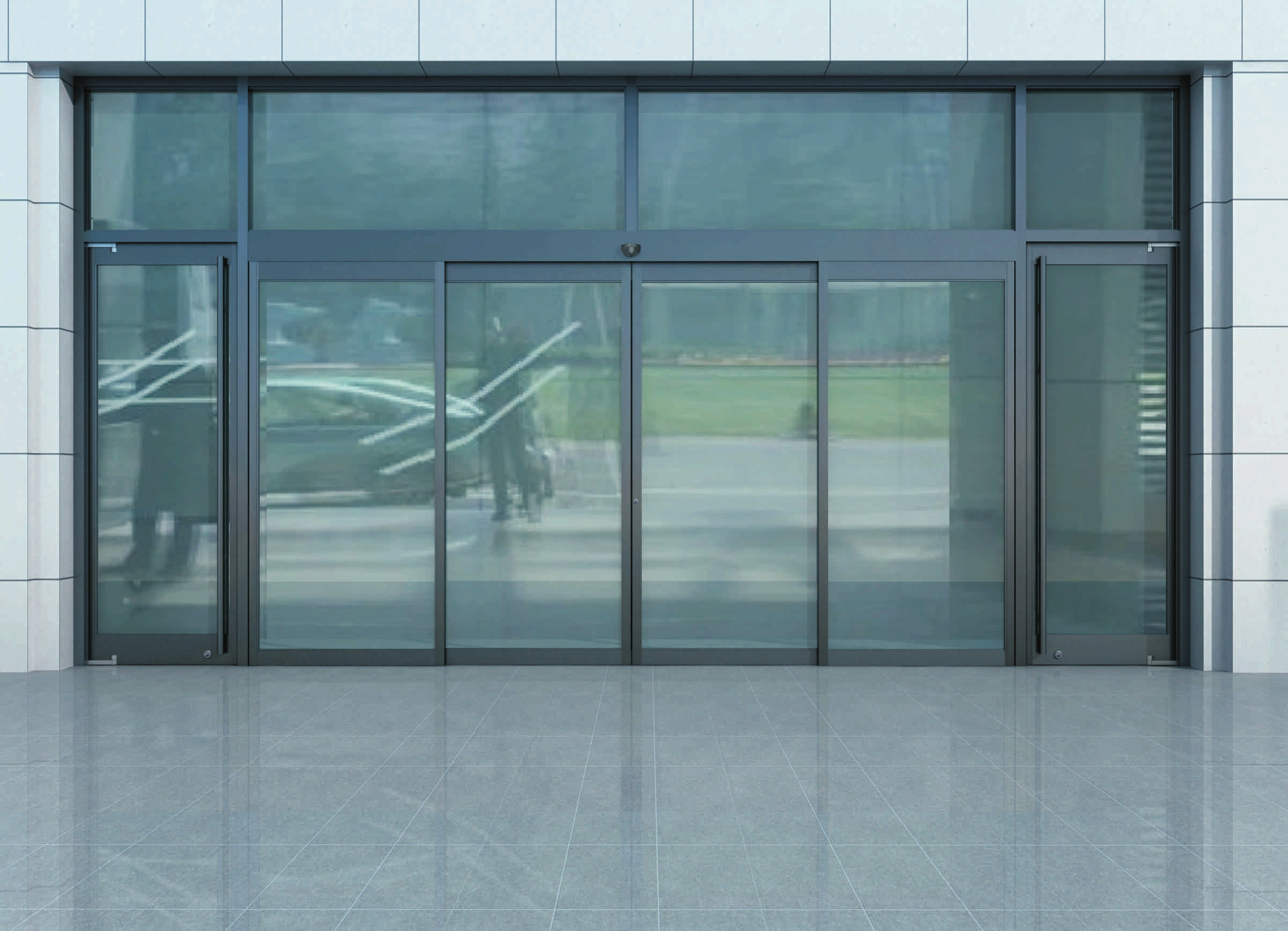 CHINESE AUTOMATIC SLIDING DOOR DSL-16/18