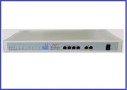 4 E1 to Ethernet GFP Converter