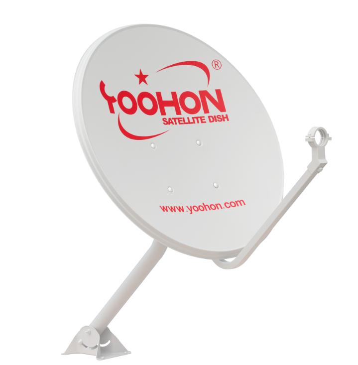 60cm KU band satellite dishes outdoor antena parabolica antenna satellite