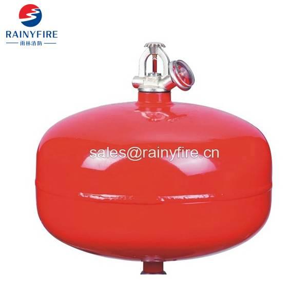 automatic extinguisher