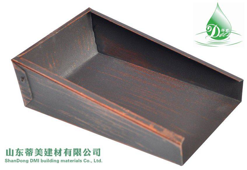 High quality Extrusion Fireproof Metal Materials Roofing Aluminium Drainage System, View Metal Mater