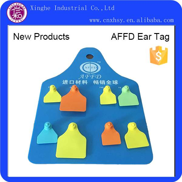 2015 New Design AFFD Ear Tag