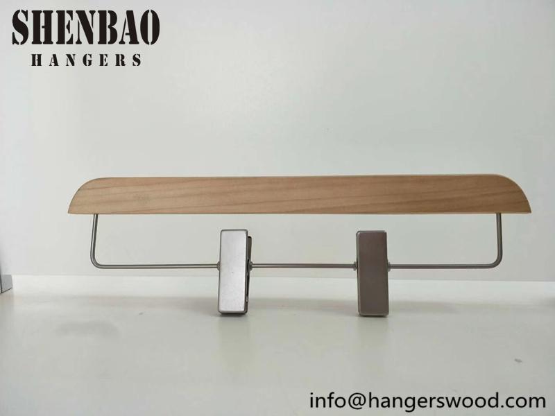 Shenbaohangers international hanger jshanger American European Market pants hanger
