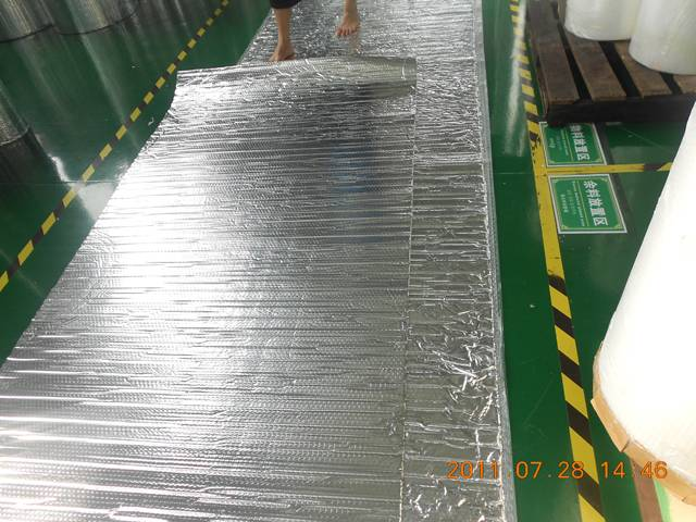 bubble heat insulation for animal's house