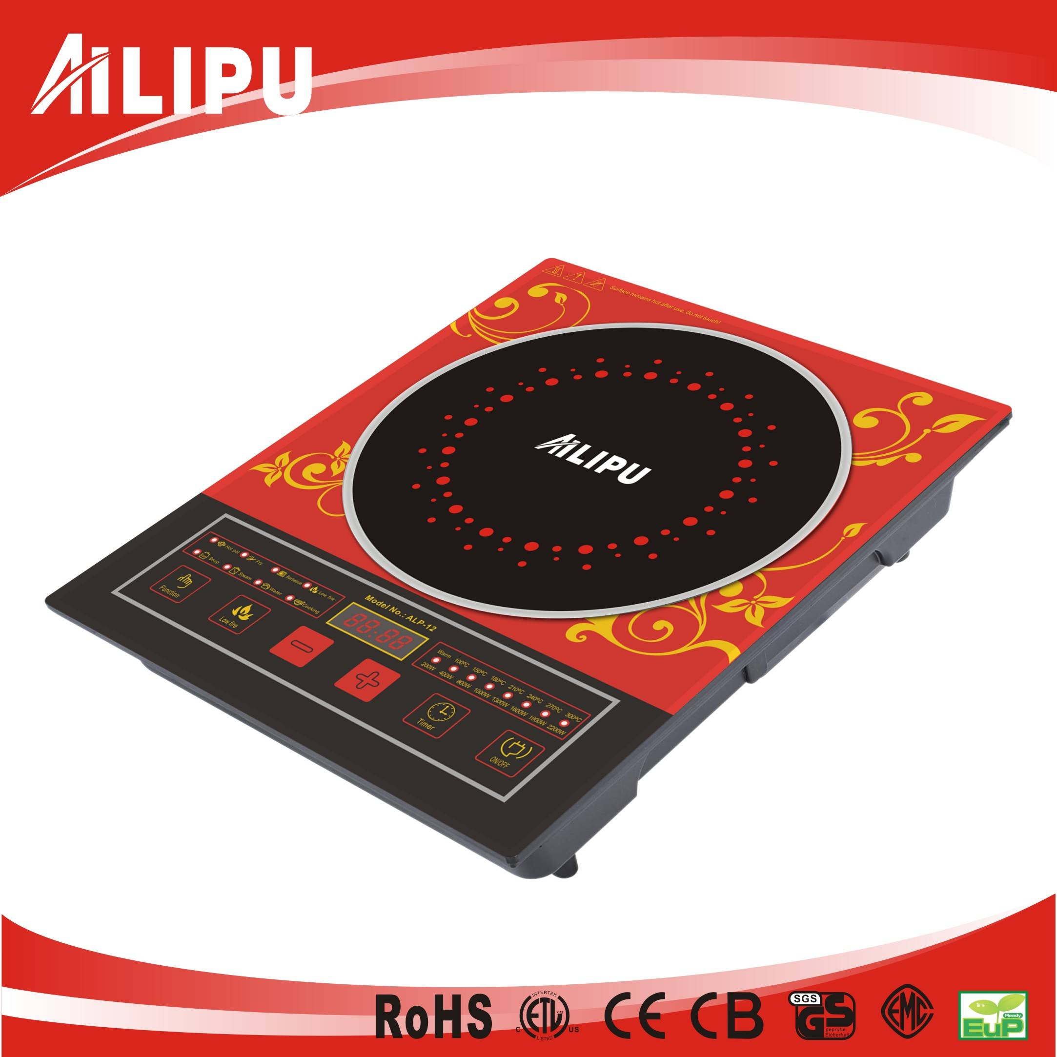 China New Style Sensor Touch Induction Cooker (SM-A12)