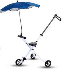 new model directional wheels foot set doll stroller
