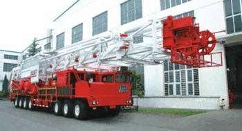 ZJ40/2250CZ truck-mounted drilling rigs exporters suppliers china