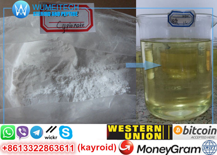 Testosterone Cypionate Testosterone Enanthate Steroid Anabolic Raw Steroid Muscle Building