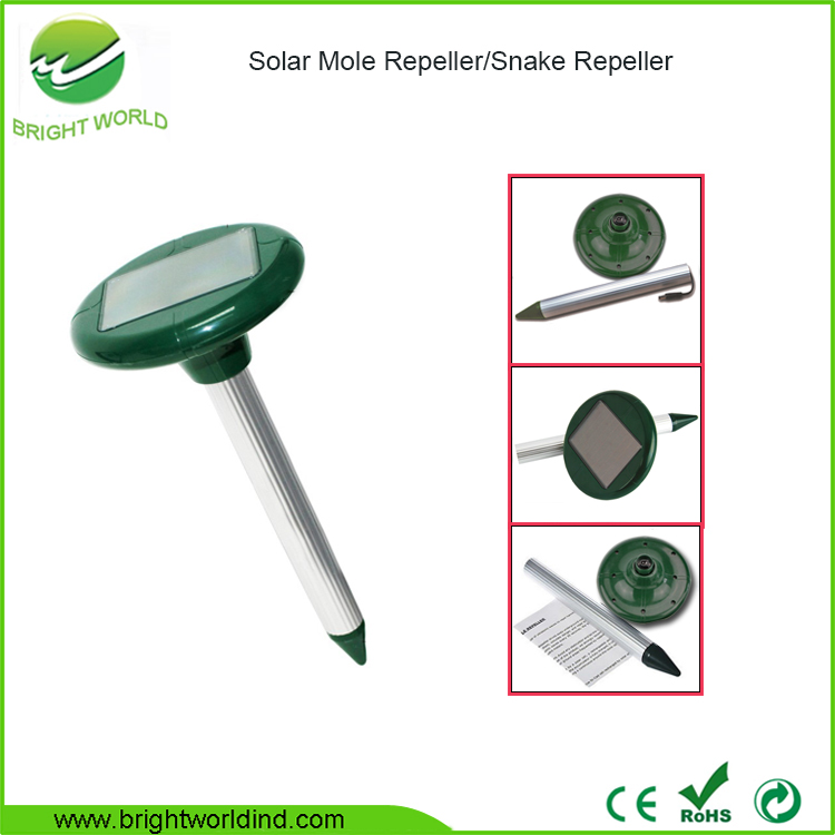Hot Sale & High Quality ABS Plastic Advanced Snake Repeller for Garden