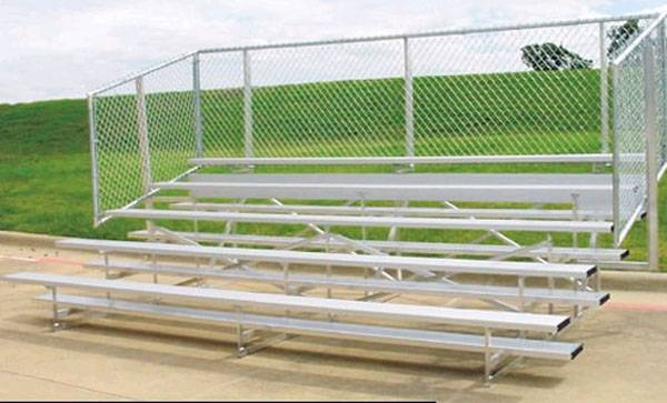 2015 high quality metal outdoor grandstand