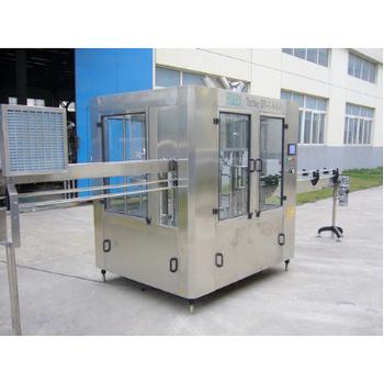 3000bph 500ml Pet Bottle Water Filling Machine / 3-in-1 Monobloc Pet Bottle Washing Filling Capping