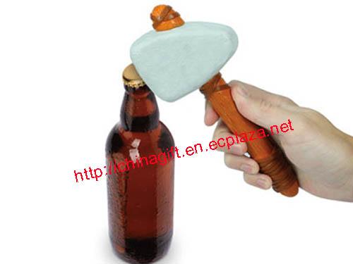 Caveman Bottle Opener