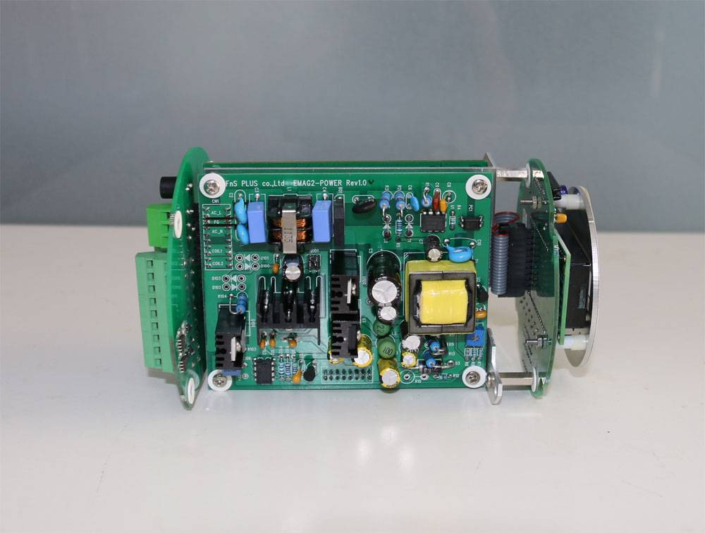 New technology heat function electromagnetic flow meter transmitter